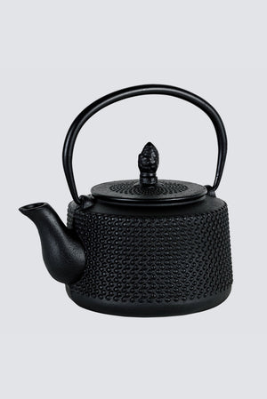 Emperor Hobnail Cast Iron Teapot 750ml
