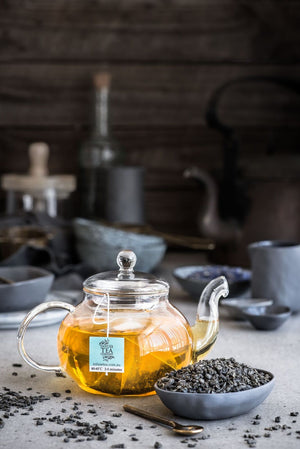 Gunpowder Green Tea – Loose Leaf