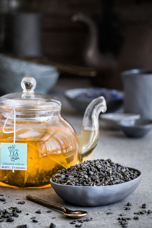 Gunpowder Green Tea – Pouches