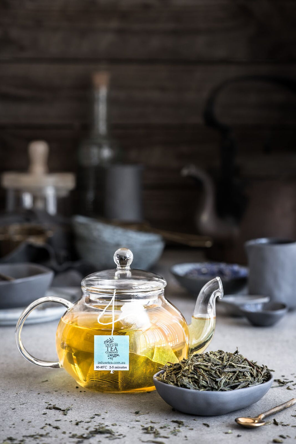 Organic Green Sencha – Loose Leaf