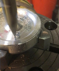 GCode applied to milling machine