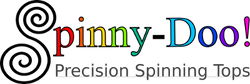 Spinny-Doo Precision Spinning Tops Logo