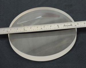 Spinny-Doo 4 Inch Spin Base Measured with Ruler