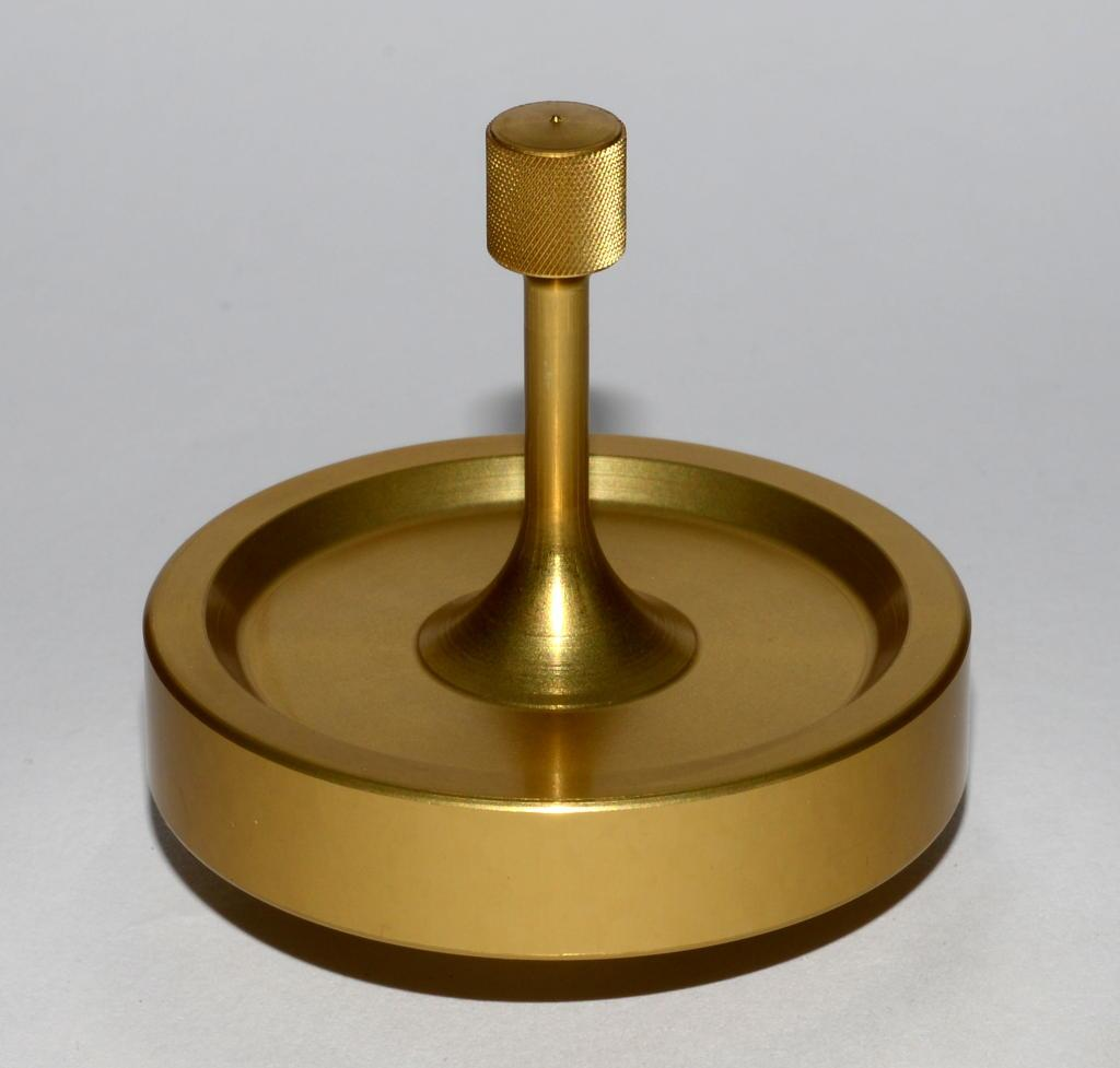 Spinny-Doo Precision Spinning Top in Champagne Gold (SD20-CG)