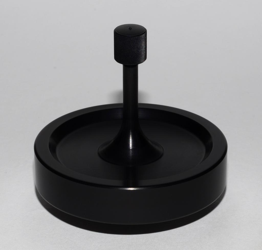 Spinny-Doo Precision Spinning Top in Midnight Black (SD20-MB)