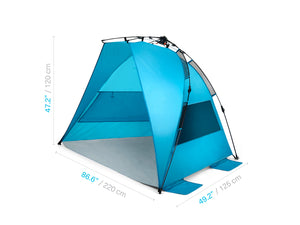 Easy Setup Beach Tent