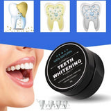 Organic Charcoal Teeth Whitening