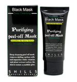 Purifying Deep Cleansing Peel-off Black Mask