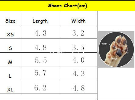 Image of Collage polka breathable high-end  pet shoes