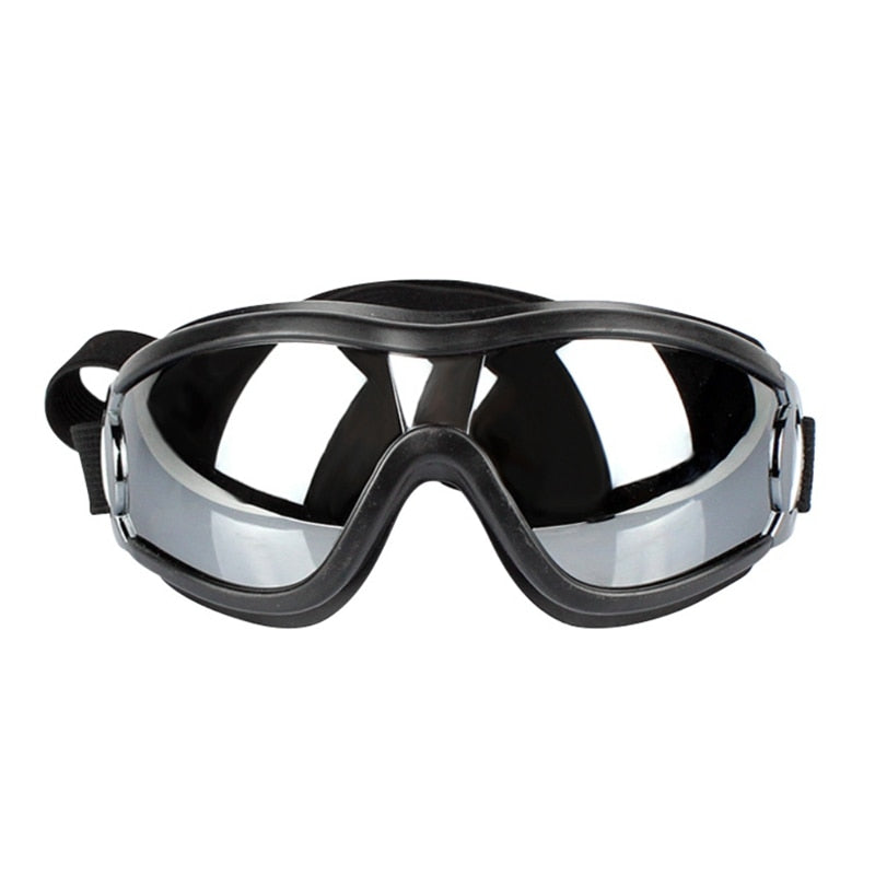 Dog Sunglasses UV Protection Windproof Goggles Pet Eye Wear
