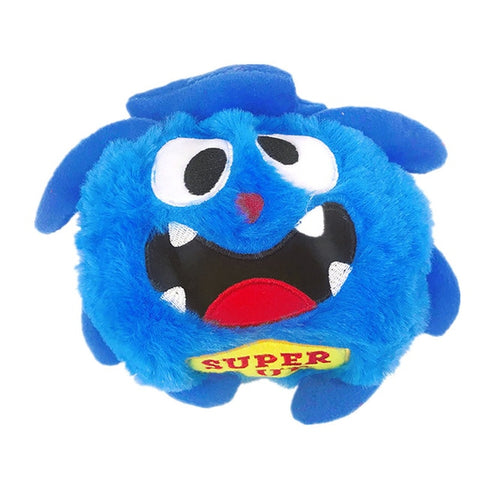 Dog Toy Plush Giggle Ball Toys Puppy Automatic Electronic Shake Crazy Dog Toys