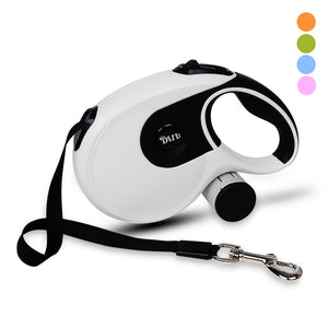 8M Premium Durable Dog Leash Automatic Retractable Dog Leash Large Dog Lead Extending Walking Leads