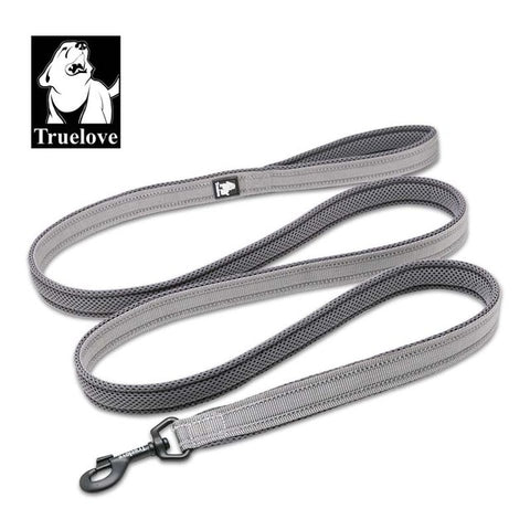 Image of Dog Leash Double Trickness  Running Reflective safe Walking Training