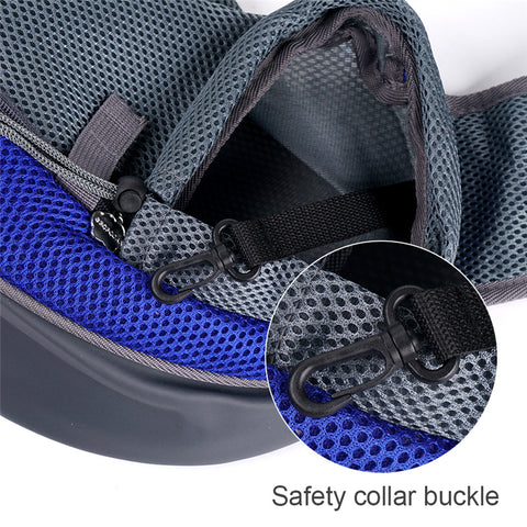 Image of Carrier For Cat Pet Sling Backpack Bag Breathable Travel Transport Carrying Bag