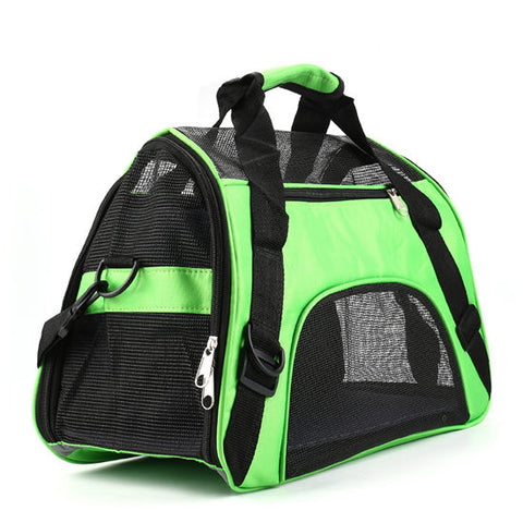 Pet Carrier For Cat Bag Breathable Travel Transport Carrying Bag Sling Backpack