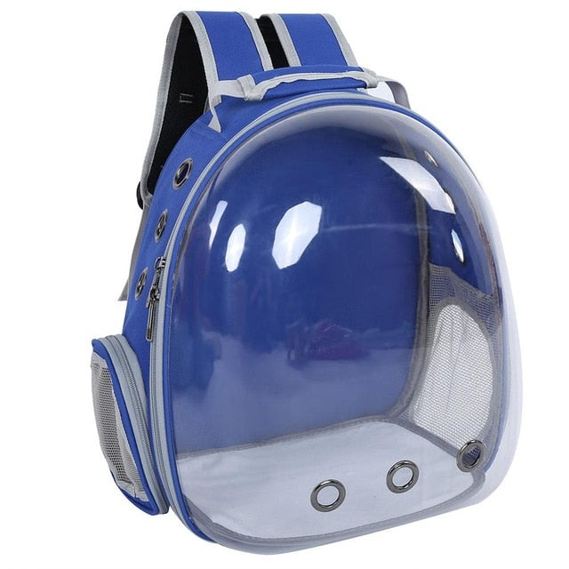 WaterProof Pet Cat backpack Pet Carrier Bag Bubble Large Space Pet Carrier Backpack