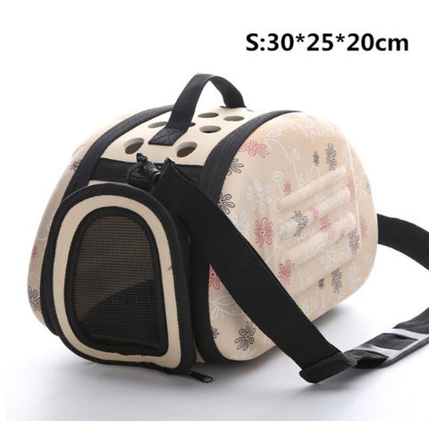 Travel Pet Cat Carrier handbag Puppy Cat Carrying Outdoor Bags
