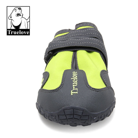 Dog Shoes Waterproof Anti-Slip Rain Boots Warm Snow Reflective