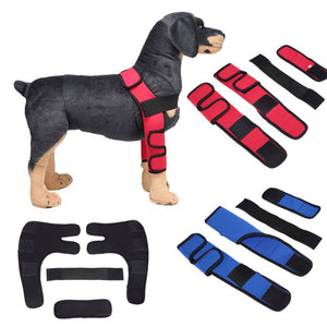 Dog Elbow Protector Sleeve Elbow Pads for Dogs Canine Leg Hock Joint Protection