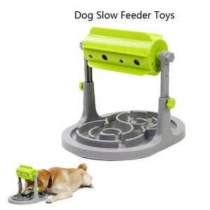 Food Treated Dog Toys Food Feeder Educational Dog Puzzle Toys
