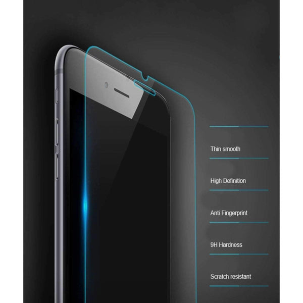 For iPhone 7 / For iPhone 7 Plus Tempered GLASS Screen Protector Bubble Free