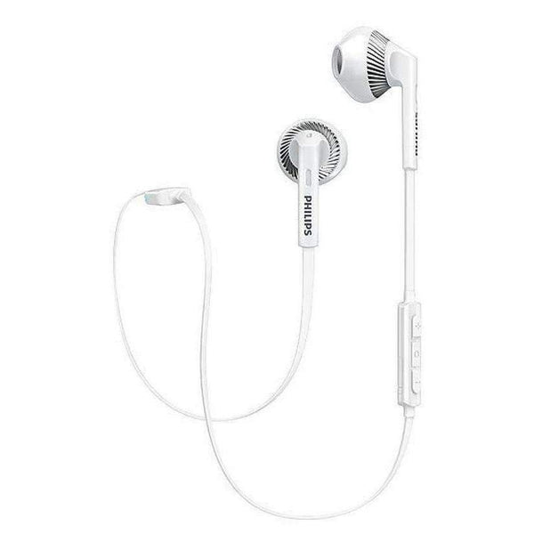 Philips Noise Isolating Wireless Bluetooth Earbuds with Microphone
