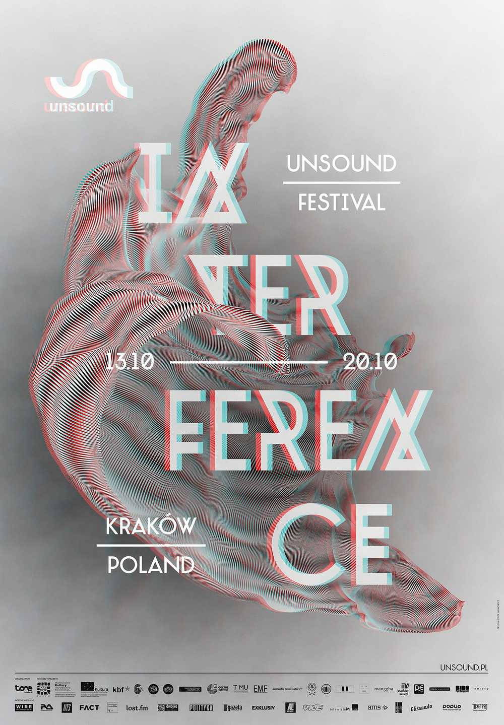 Unsound 2013 Interference Poster