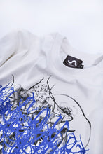 Unsound tshirt off white Flower Power - last items