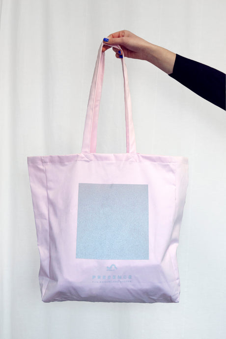 Unsound Presence Pink Totebag - NOW ON SALE