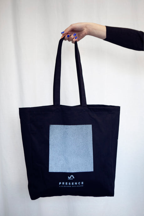 Unsound Presence Black Totebag - NOW ON SALE
