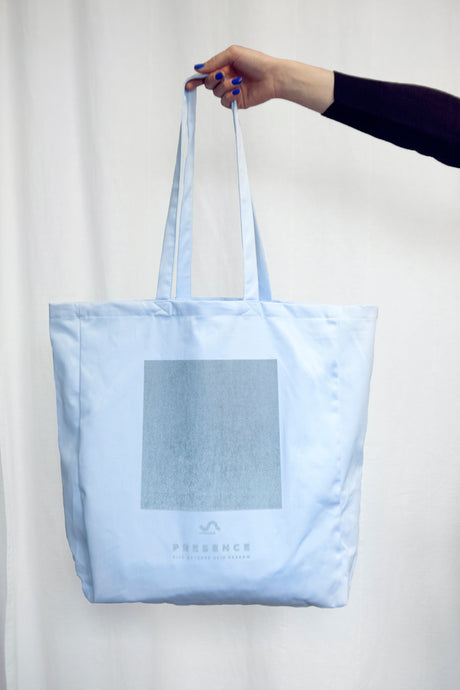 Unsound Presence Blue Totebag - NOW ON SALE