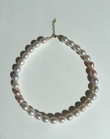 AIDA pearls, Bonbon pearl necklace