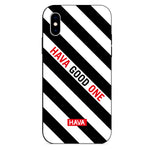 HAVA GOOD ONE Cell Phone Case(iPhone XS )