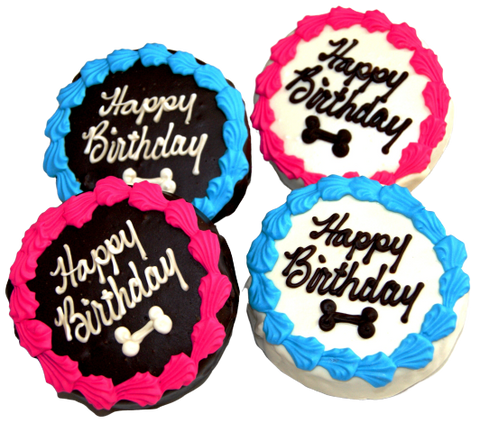 Birthday Bonbon Cakes
