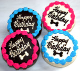Happy Birthday Bonbon Cakes