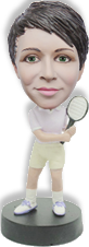 Sports Female Bobbleheads