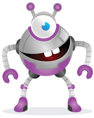 Everybobble Robot Logo - Bobbleheads, Plushies, Gifts, Collectables, and MORE!
