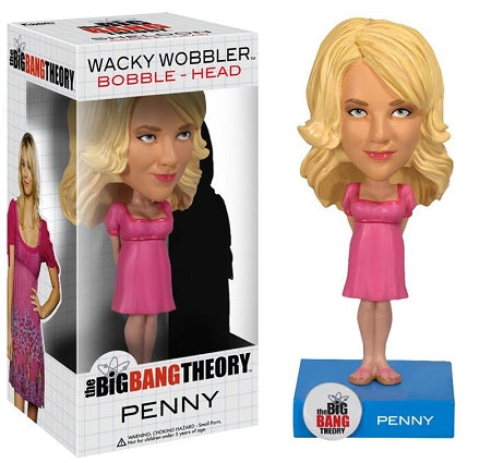 Big Bang Theory Penny Bobble Head