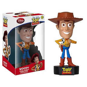 Toy Story Woody Talking Bobble Head