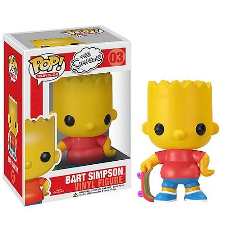 Bart Simpson Pop! Vinyl Figure