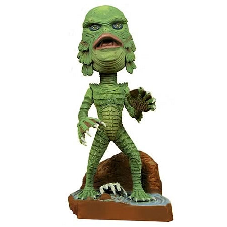 Creature from Black Lagoon Universal Monsters Head Knocker