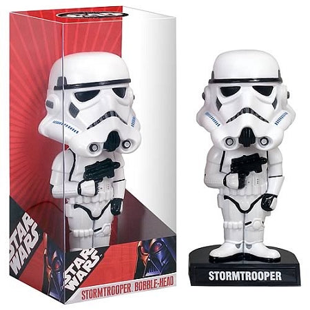 Star Wars Stormtrooper Bobble Head
