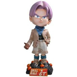 Head Knocker: Dragon Ball Z > Trunks Bobblehead