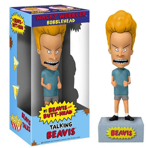 Beavis and Butt-Head Talking Beavis Bobble Head