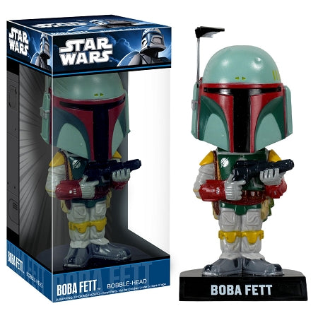 Boba Fett Bobble Head: Star Wars