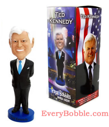 Ted Kennedy Bobblehead Doll