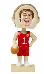 Basketball male Photo Bobble head