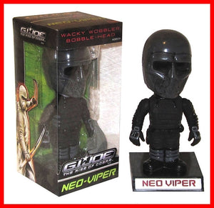 RARE G I Joe NEO VIPER Funko Bobble head