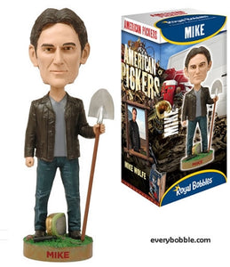 American pickers Mike Bobble Head Doll