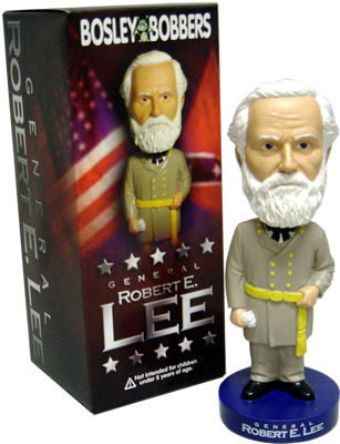 Bosley General Robert E Lee Bobble Head